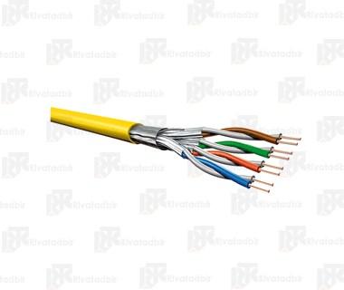 کابل شبکه CAT7A SFTP لئونی آلمان
