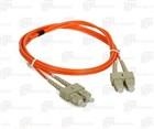 Leoni Fiber Optic Patch Cord 2M OM3 SC-SC